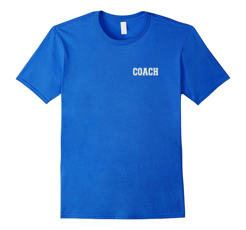 Fans: They Play We Coach You Cheer Coaching T-Shirt