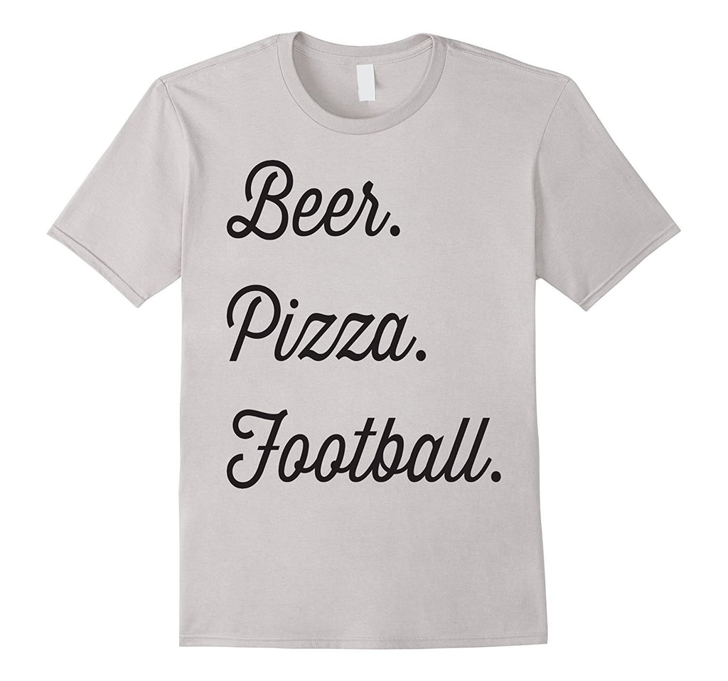 Beer Pizza Football Shirt