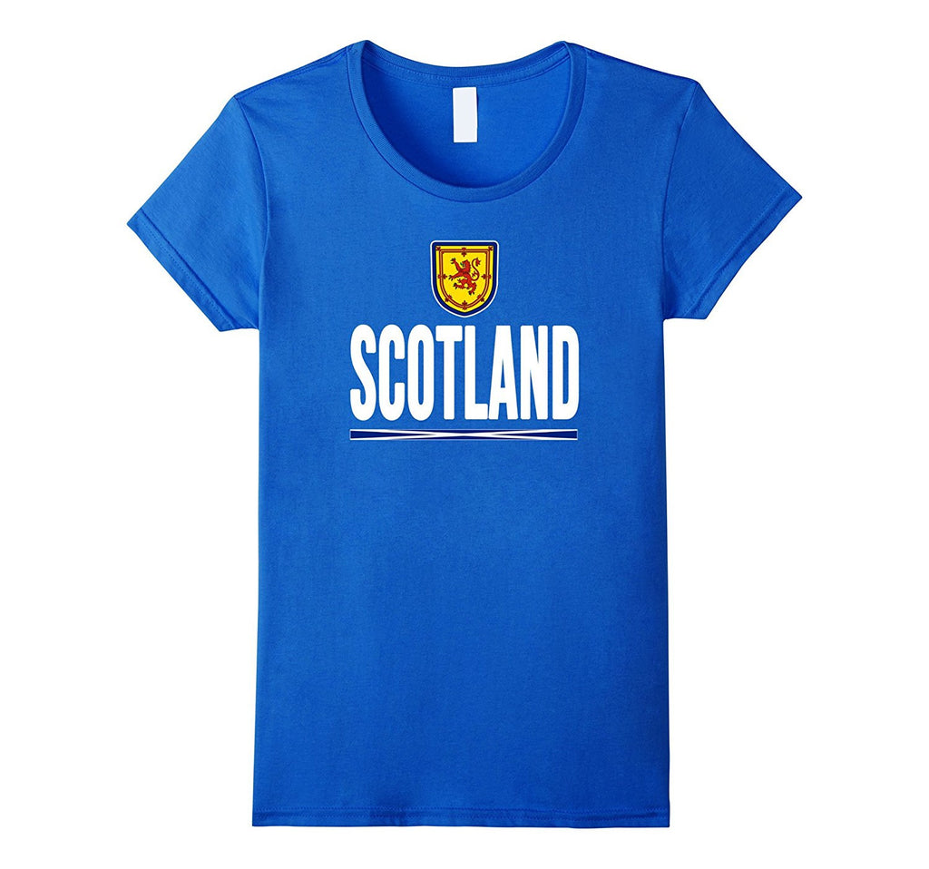 SCOTLAND T-shirt 2016 Scottish Tee Scots Flag Men Women Kids