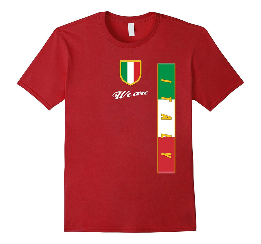 ITALY T-shirt 2016 ITALIA National Team Jersey Italian Flag
