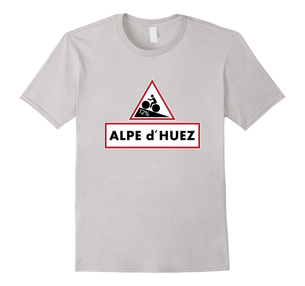 Alpe dHuez Cycling Shirt - 5 Colors & Multiple Sizes