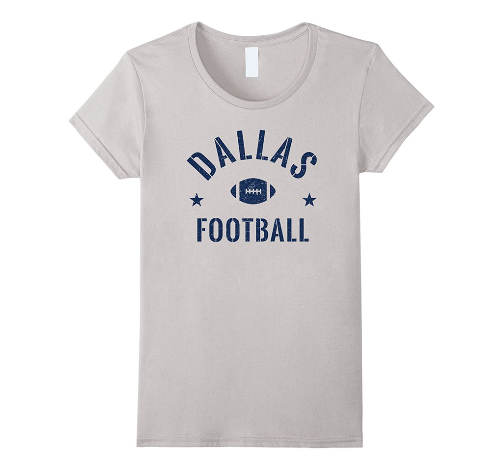 Vintage Retro Dallas Football Shirt Amazon  Cowboys Scrum T
