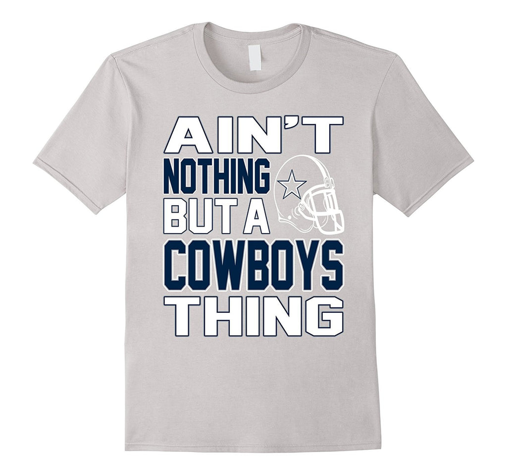 Apparel Sports Gear Football Tshirt Nothing But Cowboys