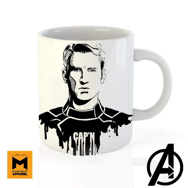 Avengers Monograf Apparel Mugs - Monograf Apparel