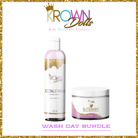 Wash Day Bundle