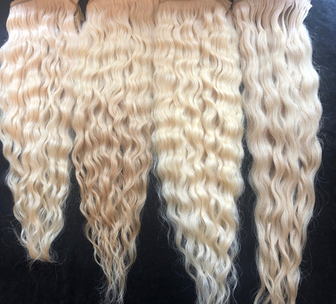 "18""-22"" Indian Blonde Bundle Deals"