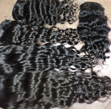 BVH Single Donor Indian Wavy/Straight Collection