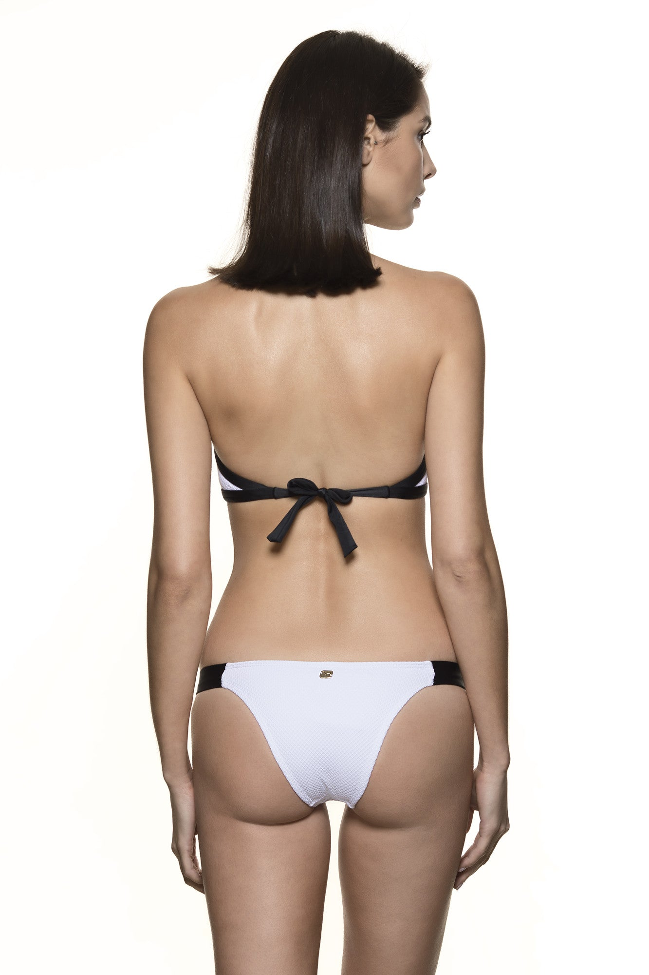 Bottom Grenada Piquet WH/BL