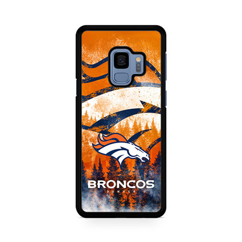 Denver Broncos Samsung Galaxy S9 Case