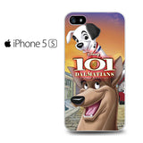 101 Dalmatians For Iphone 5 Case