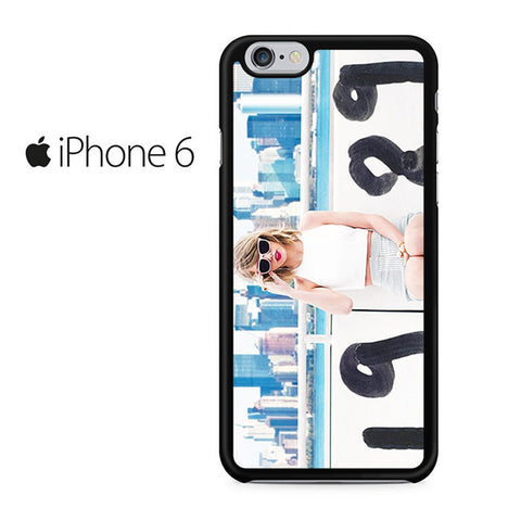 1989 Taylor Swift For Iphone 6 Case