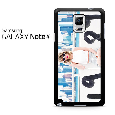 1989 Taylor Swift For Samsung Galaxy Note 4 Case