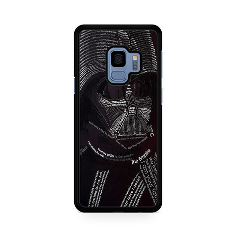 Darth Vader Anakin Star Wars Samsung Galaxy S9 Case