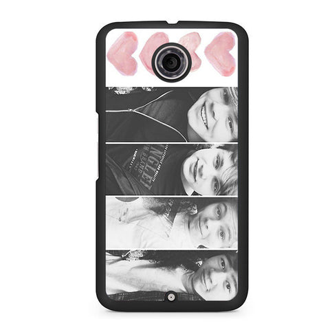 5 Seconds Of Summer Love 5sos Nexus 6 Case