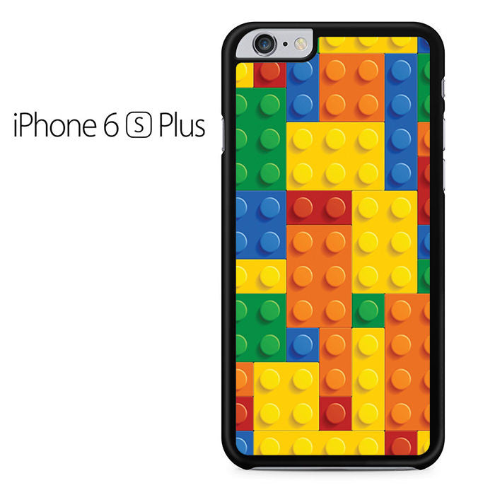 lego brick iphone 6 plus iphone 6s plus case comerch. Black Bedroom Furniture Sets. Home Design Ideas