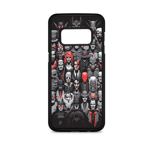 Batman Villain Samsung Galaxy S8 Case