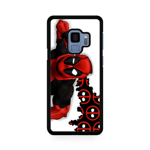 Deadpool Samsung Galaxy S9 Case