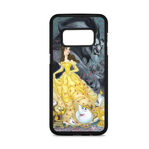 Beauty And The Beast Samsung Galaxy S8 Case