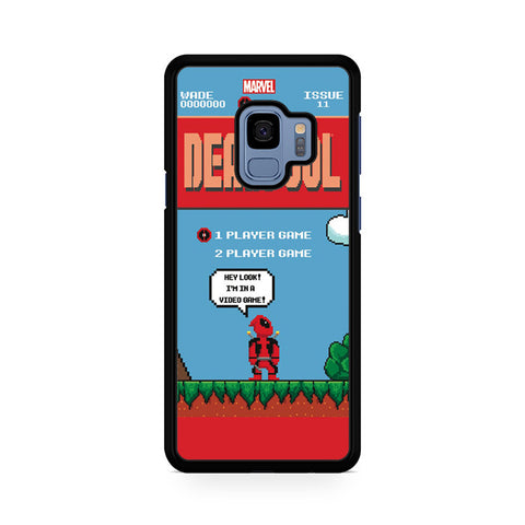 Deadpool Game Samsung Galaxy S9 Case