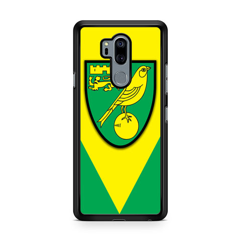 Norwich City LG G7 Thinq