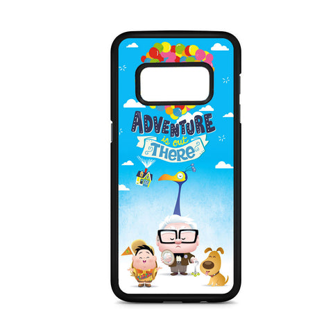 Adventure Is Out There Up Movie Kawaii Samsung Galaxy S8 Case