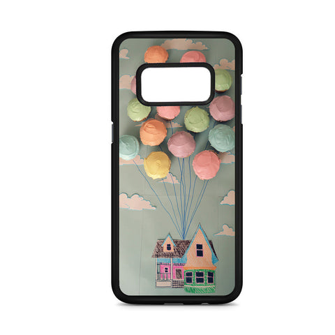 Adventure Is Out There Cupcake Art Samsung Galaxy S8 Case