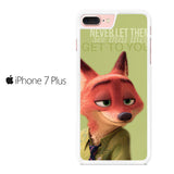 Zootopia Nick Wilde Iphone 7 Plus Case