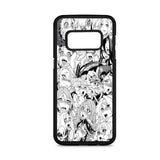 Ahegao Face Girls college Samsung Galaxy S8 Case