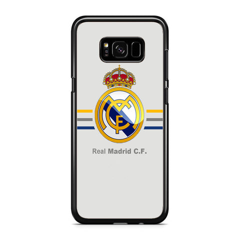 Real Madrid Samsung Galaxy S8 Plus Case