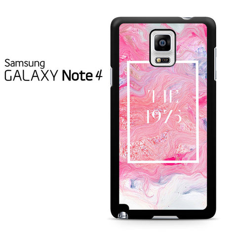 1975 Loving The New Artwork Samsung Galaxy Note 4 Case