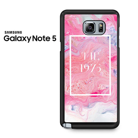 1975 Loving The New Artwork Samsung Galaxy Note 5 Case