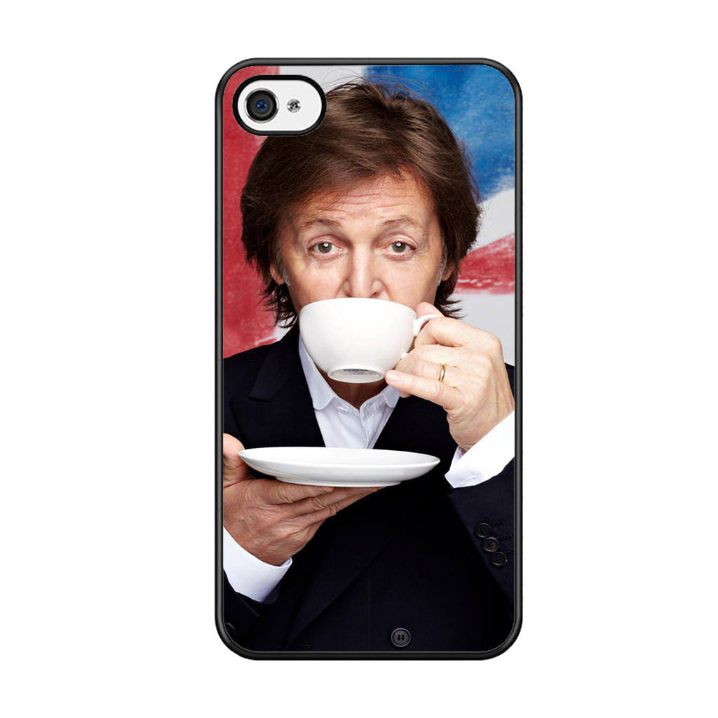 paul mccartney the beatles iphone 5 iphone 5s iphone se case comerch. Black Bedroom Furniture Sets. Home Design Ideas