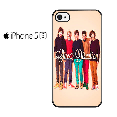1D One Direction Personnel Iphone 5 Iphone 5S Iphone SE Case