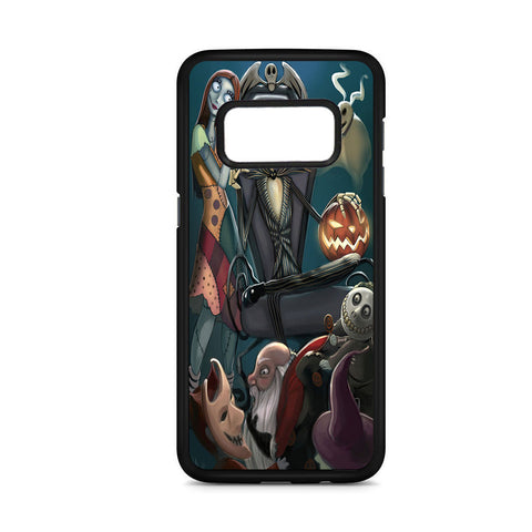 Nightmare Before Christmas Character Samsung Galaxy S8 Case
