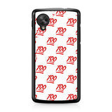 100 Pattern Nexus 5 Case