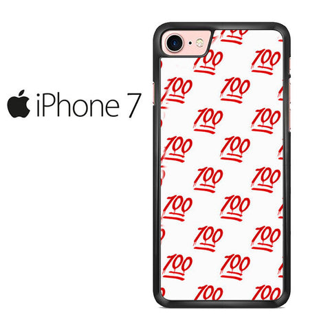 100 Pattern Iphone 7 Case