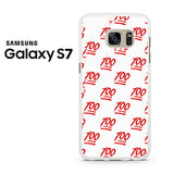 100 Pattern Samsung Galaxy S7 Case