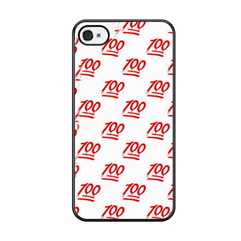 100 Pattern Iphone 5C Case