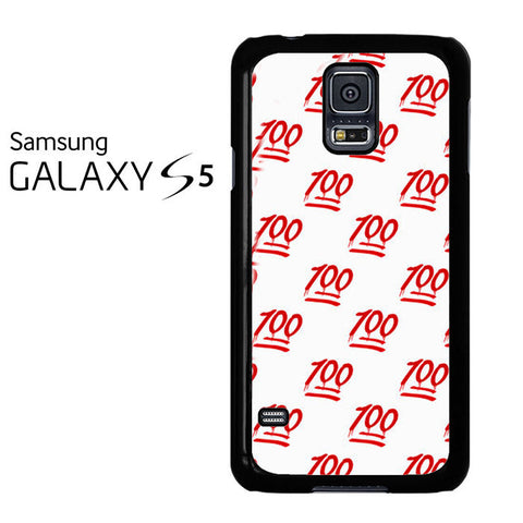 100 Pattern Samsung Galaxy S5 Case