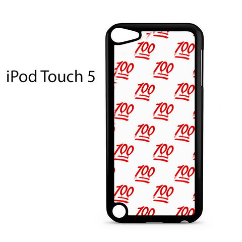 100 Pattern Ipod Touch 5 Case