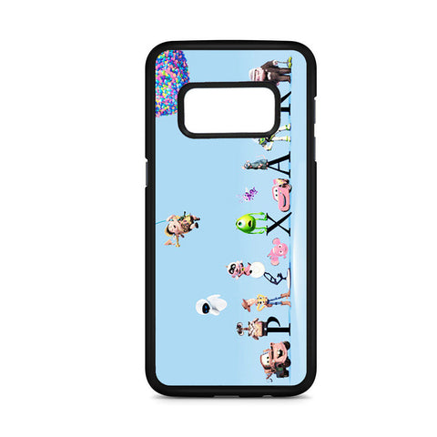 Pixar Character Samsung Galaxy S8 Case