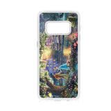 Thomas Kinkade With Princess And The Frog Samsung Galaxy S8 Case