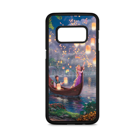 Thomas Kinkade And Rapunzel Latern Samsung Galaxy S8 Case