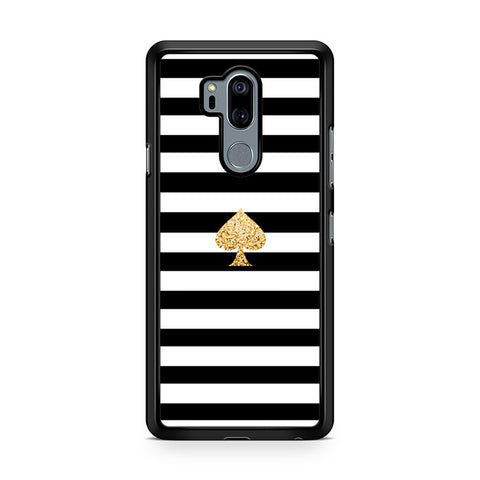 Kate Spade Black And White LG G7 Thinq