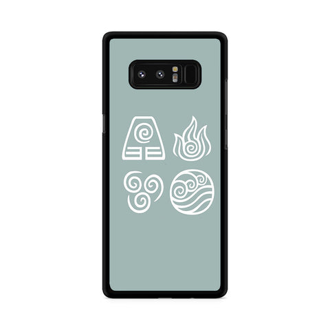 Avatar Bending Samsung Galaxy Note 8 Case