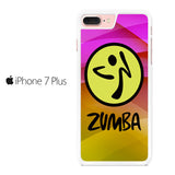 Zumba Fitness Design Color Iphone 7 Plus Case