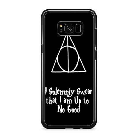 I Solemnly Swear That I Am Harry Potter Samsung Galaxy S8 Plus Case