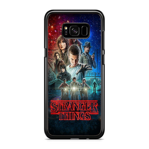 Br2630n Stranger Things Samsung Galaxy S8 Plus Case
