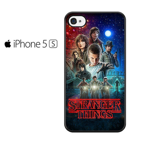 Br2630n Stranger Things Iphone 5 Iphone 5S Iphone SE Case