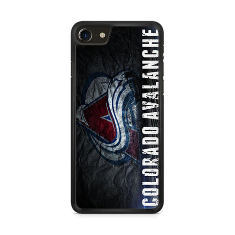 Colorado Avalanche Icon Iphone 8 Case